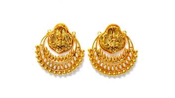 Gold Earrnings